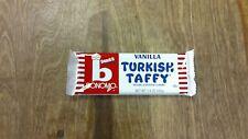 Vanilla Bonomo Taffy Candy Bar 24 Count Box