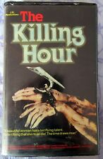THE KILLING HOUR PRE CERT WORLD OF VIDEO 2000 BIG BOX SECTION 3 VIDEO NASTY