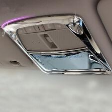 New Chrome Dome Light Cover Trim for Nissan Maxima Rogue Sentra Altima Murano