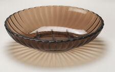 Carnation Home Fashions Brown, Rib-Textured Soap Dish BA-ABR/SD Soap Dish NEW