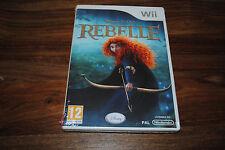 Jeu REBELLE (Disney / Pixar) pour Nintendo Wii VF NEUF SOUS BLISTER