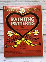 Vintage Painting Patterns for Home Decorators 1940's Housewife 1947 1949 Crafts