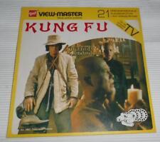 View Master- Großpackung  - 3 Scheiben Kung Fu die berühmte TV Serie aus Belgien