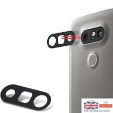 New 100% Real Glass Back Camera Lens Cover Part For LG G5 H850 With Adhesive UK