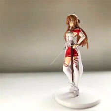 Sword Art Online Yuuki Asuna SAO Anime About 18CM PVC Action Figure Figurine Toy