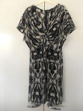 AS NEW - PORTMANS  Silk  Dress Size 10