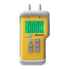 UEi EM201B Dual Input Differential Digital Manometer