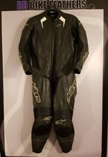 Alpinestars Trigger One Piece Motorcycle Leather Race Suit - EU 54 / UK 44