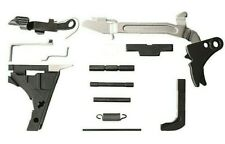 Lower Parts Kit Fits Glock 17 with Trigger + Extend Slide lock + Stock Release