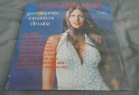 GRAN ORQUESTA ROMANTICOS DE CUBA -AMOR AMOR AMOR- MEXICAN LP STILL SEALED BOLERO