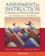 Assessment and Instruction of Reading and Writing Difficulties : An...