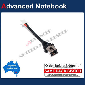 DC Jack Power Cable Charging Connector For Lenovo IdeaPad C340-14IWL C340 #15