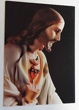 Image of Sacred Heart of Jesus from Carmel of St Teresa,  6 x 4 New,Portugal