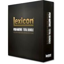 Lexicon PCM native Total BUNDLE PLUG-IN License