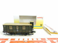 BX22-0,5 # Märklin H0 / Dc 60-01/4500 Vagón Servicio de Correos / DRG Kk ,Mint+