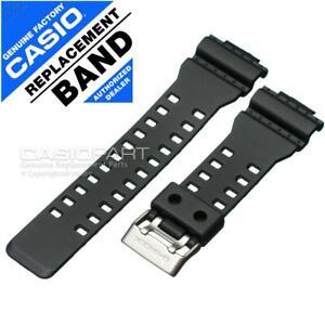Genuine Casio Watch Band Strap G-SHOCK G-8900 GA-100 GA-110 GA-120 GA-300 GD-100
