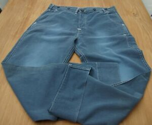 VINTAGE LEVI' S RED HOLDEN CARPENTER WORKPANT FROM 2003 34*34