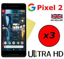 3x Ultra HD de pantalla películas protectoras de claras Savr Protector Para Google Pixel 2