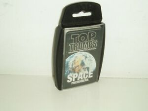 "Top Trumps ""Space Phenomena"" (Mint Cond) 2004"