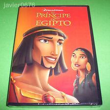 EL PRINCIPE DE EGIPTO DVD NUEVO Y PRECINTADO DREAMWORKS