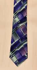 garcia  tie  hand hold  blue    new   limited edition collection 47   new