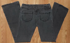 FARLOW JEANS SIZE 7 LOW RISE JEANS COMFY STRETCHY COMFY WOMENS BLACK JEANS