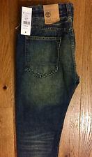 Jeans Timberland Stoneham blu Nuovi, size 30 NEW, Slim fit, w30/l34