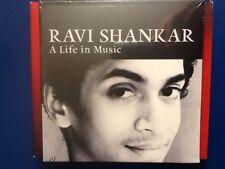 RAVI. SHANKAR.      A. LIFE. IN. MUSIC.      TWO. DISC. BOXSET