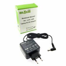 MTXtec Pro Netzteil 19V 2.37A 45W mit Stecker 5.5x2.5mm, Steckernetzteil EU Wall
