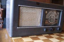 Altes Radio, Röhrenradio Emud, Phono,