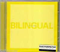 CD Pet Shop Boys Bilingual ELECTROSPECTIVE Stickered Last EMI Original NEU
