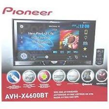 "PIONEER AVH-X4600BT 7"" TV DVD CD MP3 USB IPOD EQ CAR STEREO PANDORA BLUETOOTH"