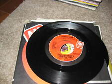 Joe Jackson Jumpin' Jive on 45 Promo Copy