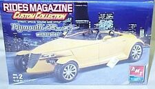 AMT Ertl 1/25 Plymouth Prowler With Trailer Model Kit 38255