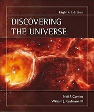 Discovering the Universe by William J. Kaufmann and Neil F. Comins (2008,...