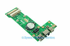 60-N0NIO1000-A01 GENUINE ORIGINAL ASUS USB LAN POWER DC-IN BOARD PRO8FL P42JC
