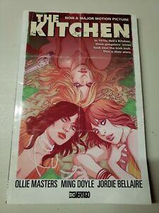 The Kitchen Graphic Novel Ollie Masters DC Comics Vertigo 2015 Trade Paperback