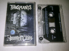 Transplants - Haunted Cities 2005 indonesia tapes- blink 182 travis barker afi