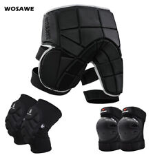 Winter Sports Knee Guards Elbow Brace Shorts Impact Hip Protection Pads Skiing