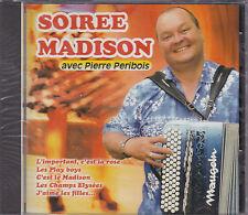 CD 16t SOIREE MADISON AVEC PIERRE PERIBOIS NEUF SCELLE