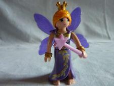 PLAYMOBIL personnage chateau fée maison bal reine princesse ailée n° 4 u