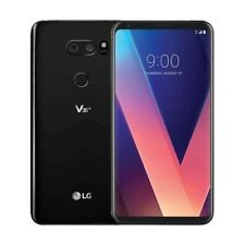 LG V30 Plus Sprint  128GB - Black  B Light  Shadow Screen