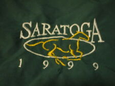 Sportsmaster 1999 SARATOGA HORSE RACING Embroidered (XL) Pullover Jacket