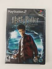 Harry Potter and the Half-Blood Prince (PlayStation 2)**Sealed New** Free Ship**