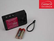 STOP&GO Marderabwehr 07580 Ultraschall mit Batteriebetrieb Marderschreck
