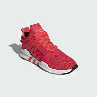 Adidas EQT Support ADV Running Shoes Mens Size 8.5 Real Coral White CQ3004 New