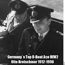 German Navy Kriegsmarine Hitler U-Boats War Diary and WW2 U-Boote History CD