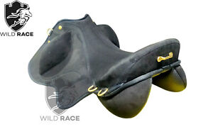 WILDRACE New Endurance Sports Style Saddle Size 17""