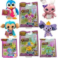 ANIMAL JAM FIGURES SET LIGHT UP ADOPT A PET MULTIPACK SOFT PLUSH TOYS ASSORT