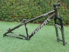 Cannondale CHASE Dirt Jump MTB Frame w/ Manitou Stance Fork, and Stem, Headset